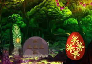 play Magical Easter Egg Forest Escape