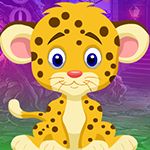 Pretty Leopard Escape game