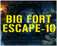Big Fort Escape-10 game