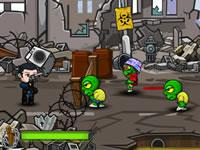 play Lone Pistol - Zombies In The Streets