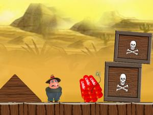Save The Coal Miner game