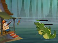 Swamp Attack Online game