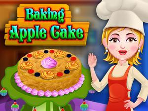 Baking Apple Cake game