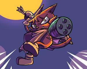 play Orange Cat: Rogue Knight