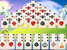play Planet Solitaire