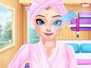 Elsa Holiday Spa Relax game