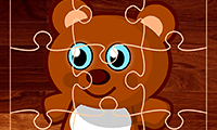 play Jigsaw Puzzle: Cute Cartoon Bears