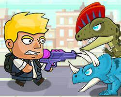 play Dinoz City