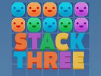 Stack Three game