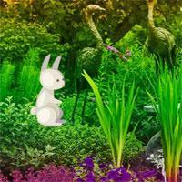 play Easter Bunny Garden Escape