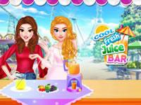 Cool Fresh Juice Bar game
