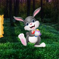 Beg Easter Bunny Forest Escape game