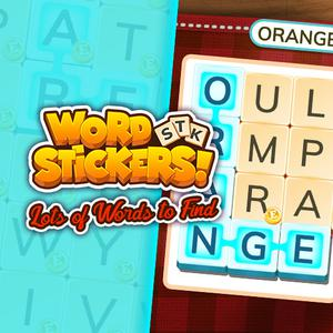 Word Stickers! game