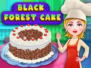 Black Forest Cake game