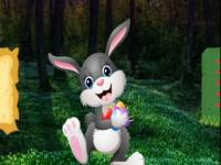 Easter Bunny Forest Escape game