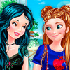 Princess Best Friends Day game