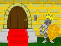 Gold Castle Escape game