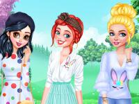 play Princesses: Easter Squad