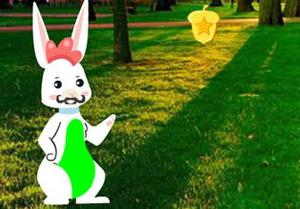 play Love Bunny Forest Escape