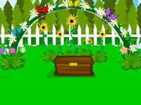 play Locked In Escape - Garden
