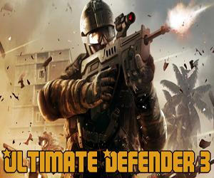Ultimate Defender 3 game