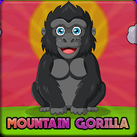 play G2J Baby Mountain Gorilla Escape