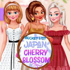play Bucket List Japan Cherry Blossom