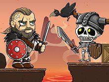 play Vikings Vs Skeletons