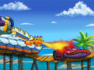 play Car Eats Car: Sea Adventure