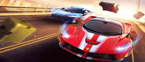 play Speedy Way Car Racing