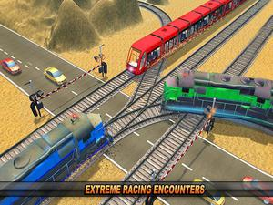 play Mountain Uphill Passenger Train Simulator