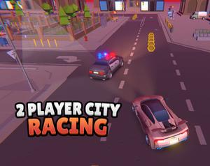 play 2 Player City Racing