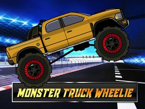 play Monster Truck Wheelie