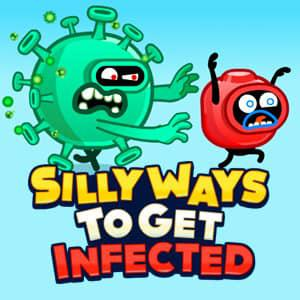 Silly Ways To Get Infected game