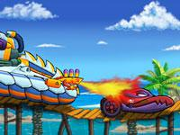 play Car Eats Car - Sea Adventure