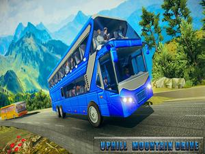 play Dangerous Offroad Coach Bus Transport Simulator