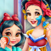 play Snow White Mommy Real Makeover