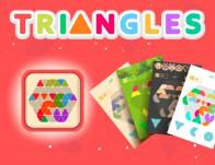 Triangles game
