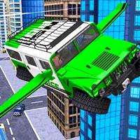 play Flying Car Extreme Simulator