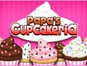 Papa'S Cupcakeria - Free Game At Playpink.Com game