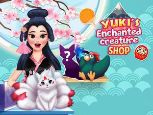 play » Yuki'S Enchanted Creature Shop
