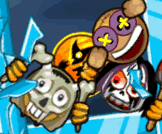 Roly-Poly Monsters 2 game
