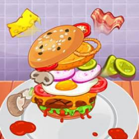 Biggest Burger Challenge - Free Game At Playpink.Com game