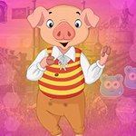 play Lovely Lady Pig Escape