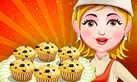 play Baby Hazel: Blueberry Muffin