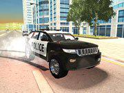 Police Car Simulator 3D game