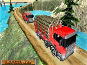 play Truck Hill Drive Cargo Simulator