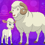 play Sheep And Lamb Escape