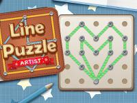 Line Puzzle Artist game