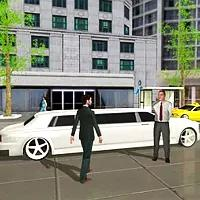 Limo Taxi Driver game